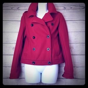 OLD NAVY RED JACKET, SIZE S